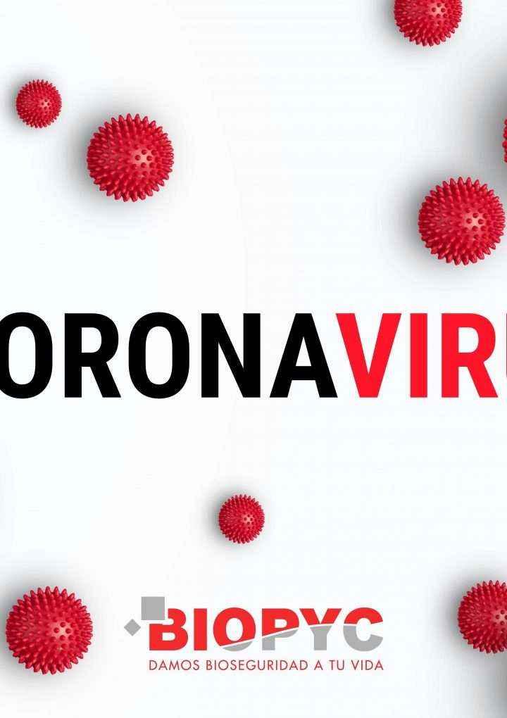 Biopyc recomienda desinfectar los espacios de trabajo para vencer al coronavirus