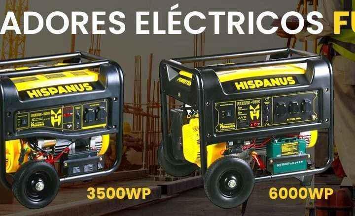 Hispanus lanza su ecommerce: Tugeneradorelectrico.com