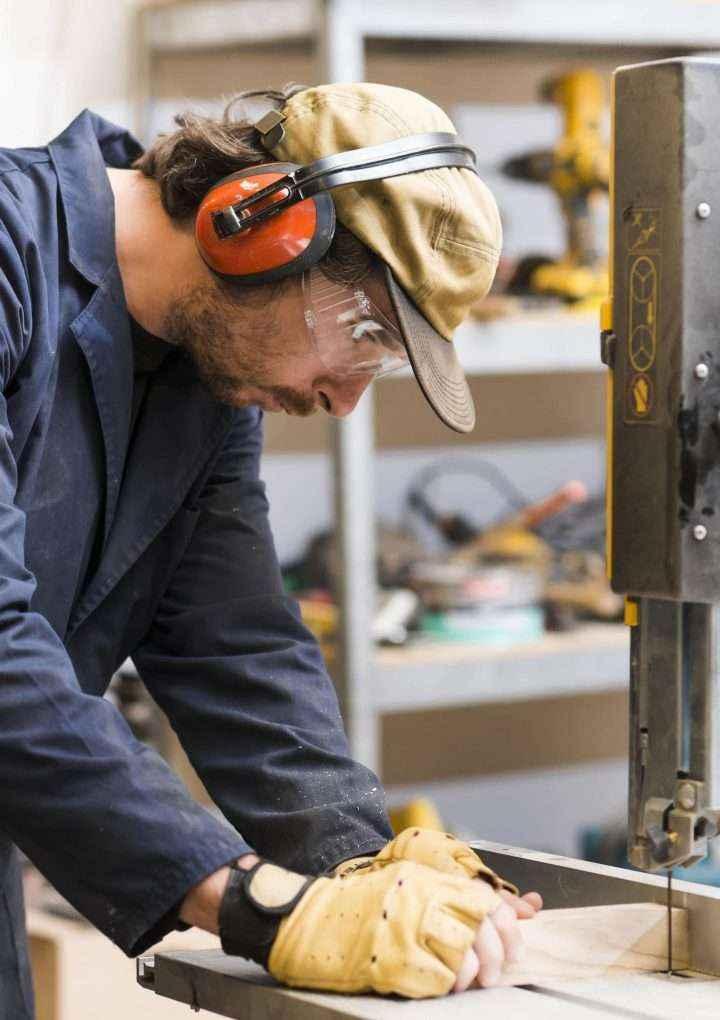 La Comisión de Seguridad Laboral ha llevado a cabo un estudio para prevenir la pérdida de la audición