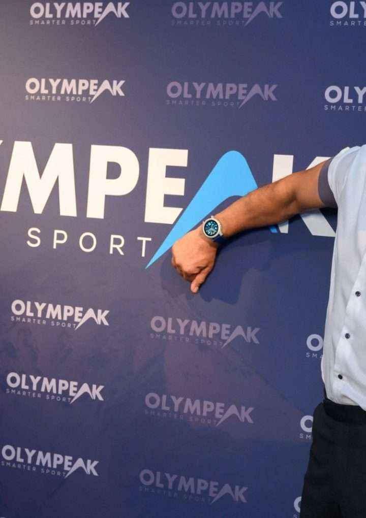Lanzamiento del nuevo smartwatch apadrinado por Cafú, que revolucionará el futuro del deporte inteligente