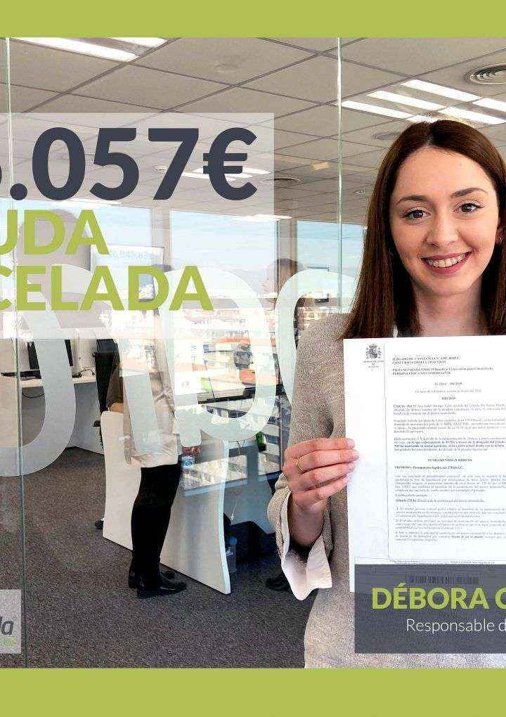 Repara tu Deuda cancela deuda pública y 235.057€ con 12 bancos mediante la Ley de la Segunda Oportunidad