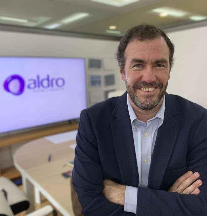 Aldro cumple 6 años y se posiciona como una de las empresas líderes del sector