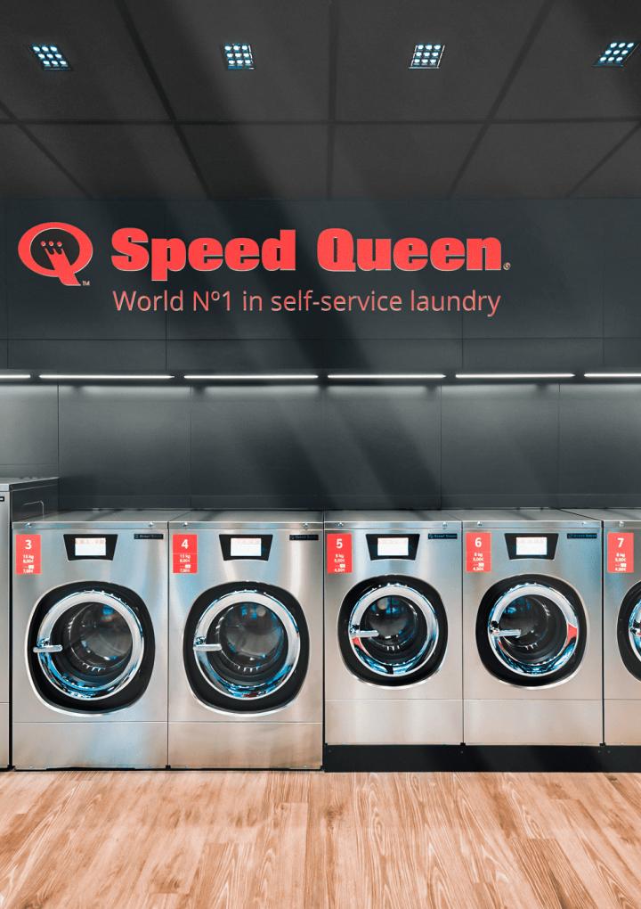 Speed Queen continúa con la mayoría de sus tiendas abiertas en España durante la crisis sanitaria