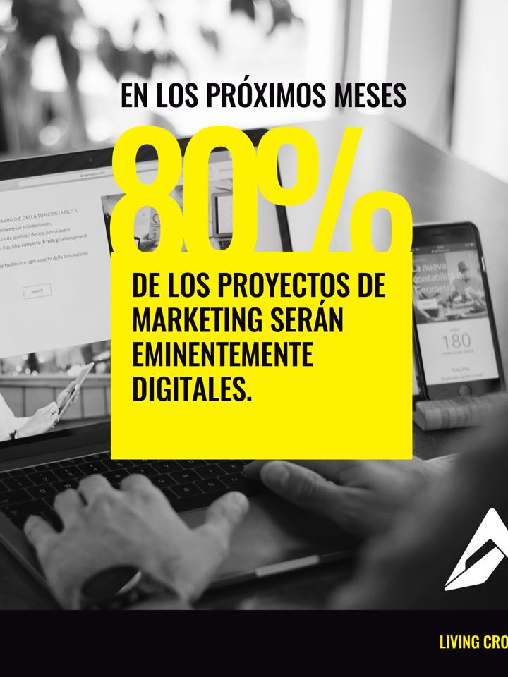 El confinamiento catapulta el desarrollo de proyectos digitales de marketing entre pymes y empresas