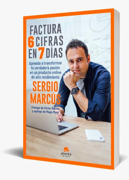 """""""Factura 6 Cifras en 7 días"""", el revelador libro que transformará la visión de los negocios online"""