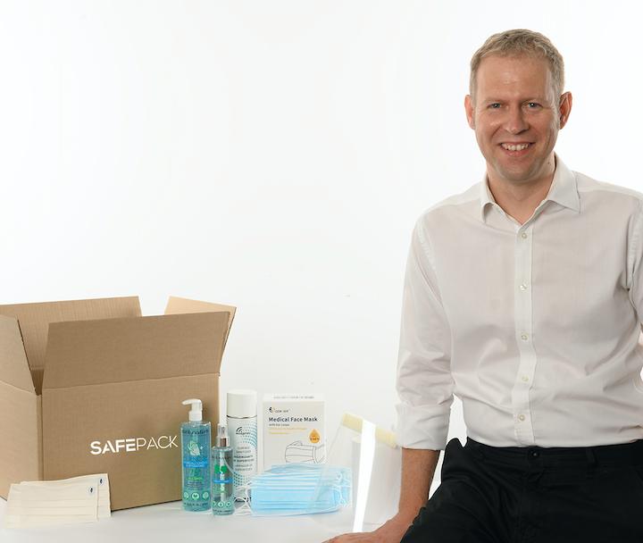 SAFEPACK se presenta como la solución para garantizar material de seguridad a empresas y familias