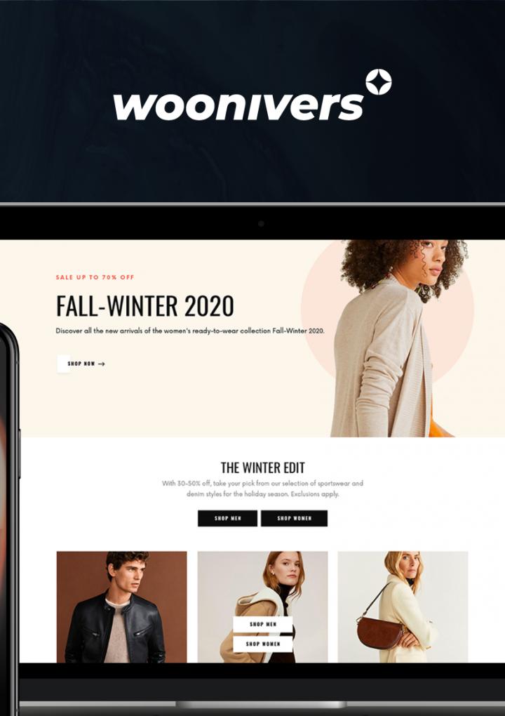 Woonivers lleva la experiencia del Tax-Free móvil también a la tienda online