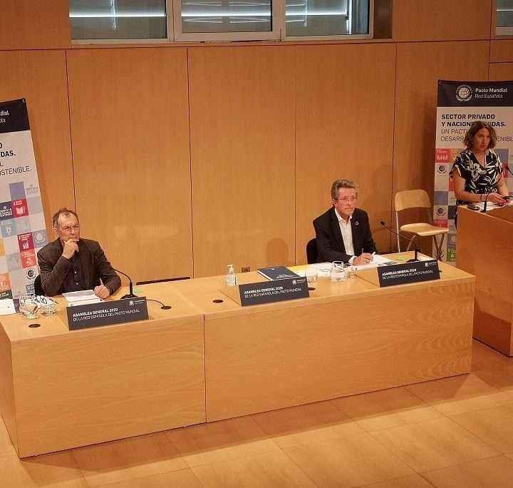 Fundación Adecco, nuevo miembro del Comité Ejecutivo de la Red Española del Pacto Mundial
