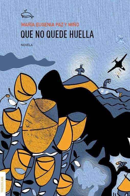 La escritora María Eugenia Paz y Miño reaparece con un thriller político trepidante