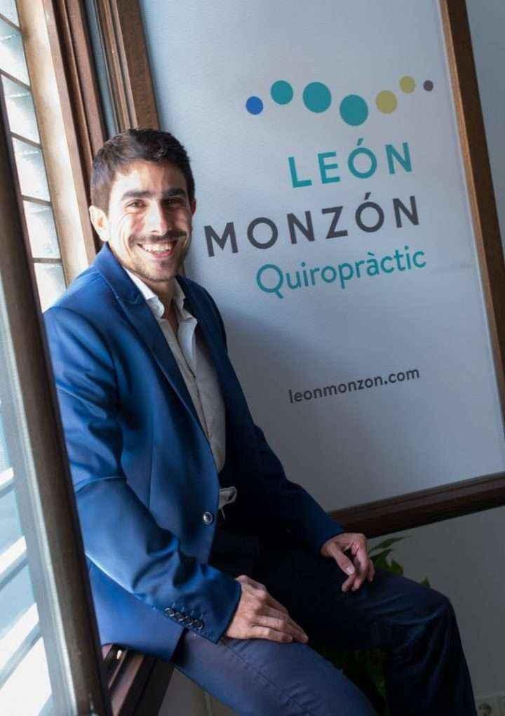 León Monzón Quiropràctic, el quiropráctico mejor valorado en Google, tras abrir su consulta en Palma hace dos años