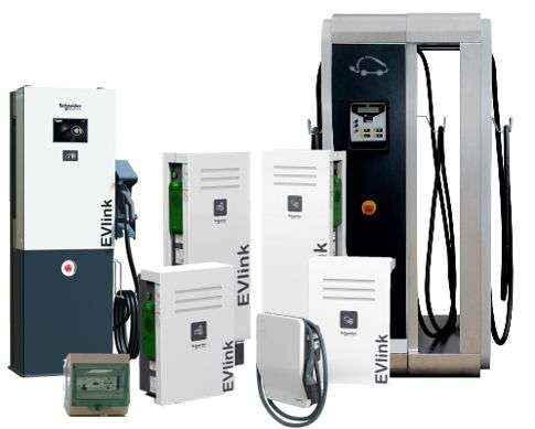 Schneider Electric ofrece soluciones de movilidad eléctrica end-to-end para toda la cadena de valor