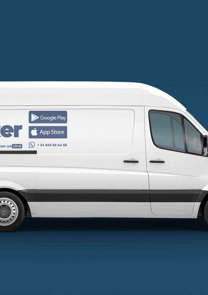 La startup española 'Porter Delivery' sale al mercado para simplificar la movilidad de grandes objetos