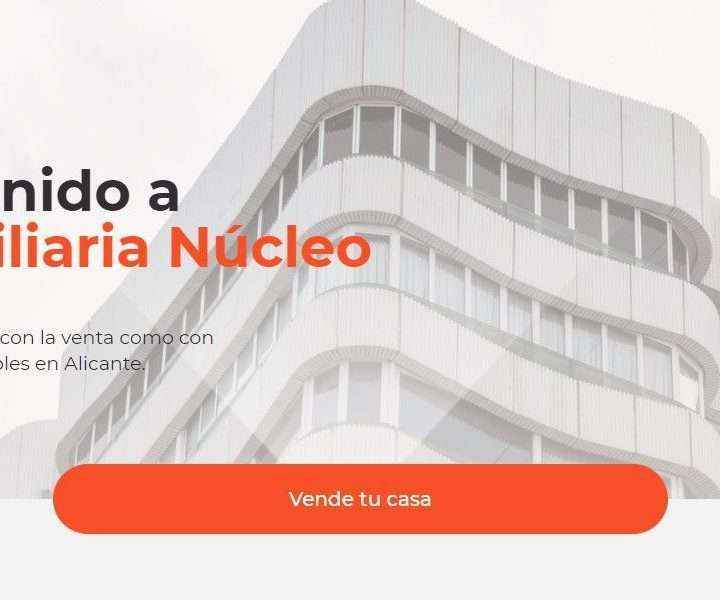 Inmobiliaria Núcleo comienza su trayectoria en el sector inmobiliario