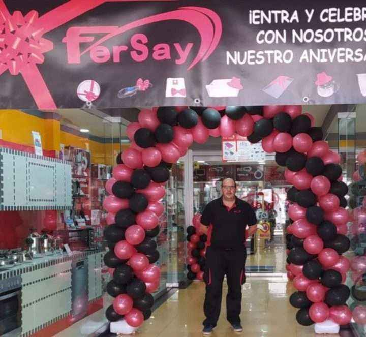 La franquicia de Fersay en Puertollano celebra su aniversario con grandes resultados y expectativas