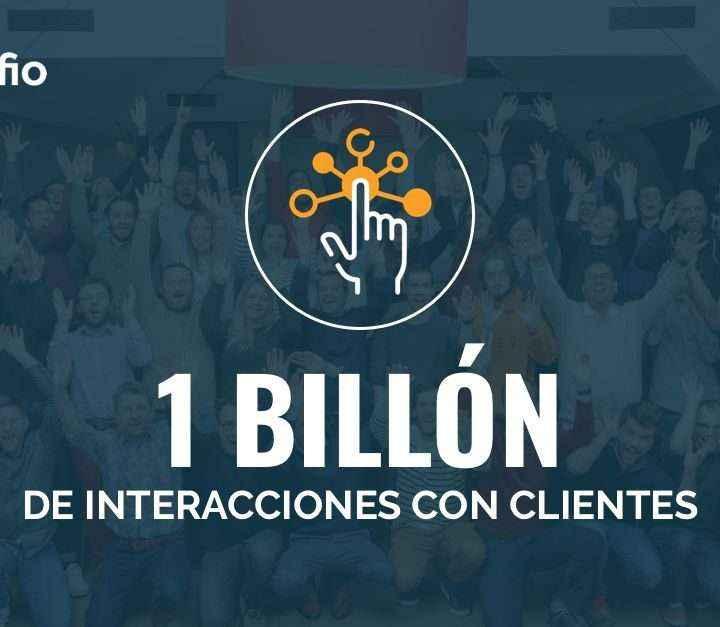 Las grandes marcas y medios europeos alcanzan el billón de interacciones con clientes a través de Qualifio