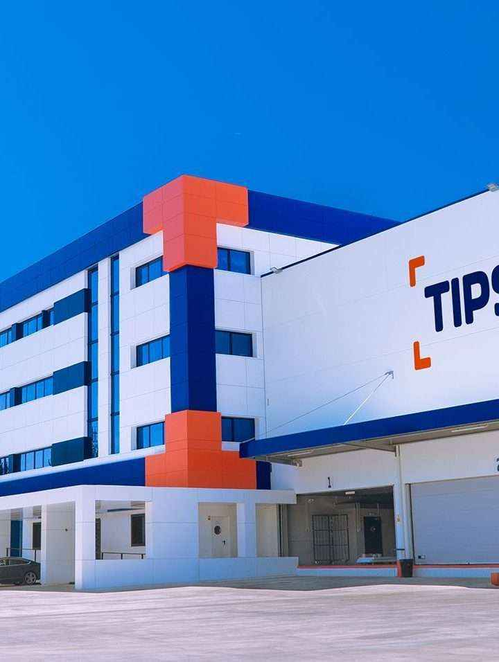 """TIPSA inaugura su nuevo HUB Central, que le """"consolida como la referencia en calidad y valor añadido"""""""