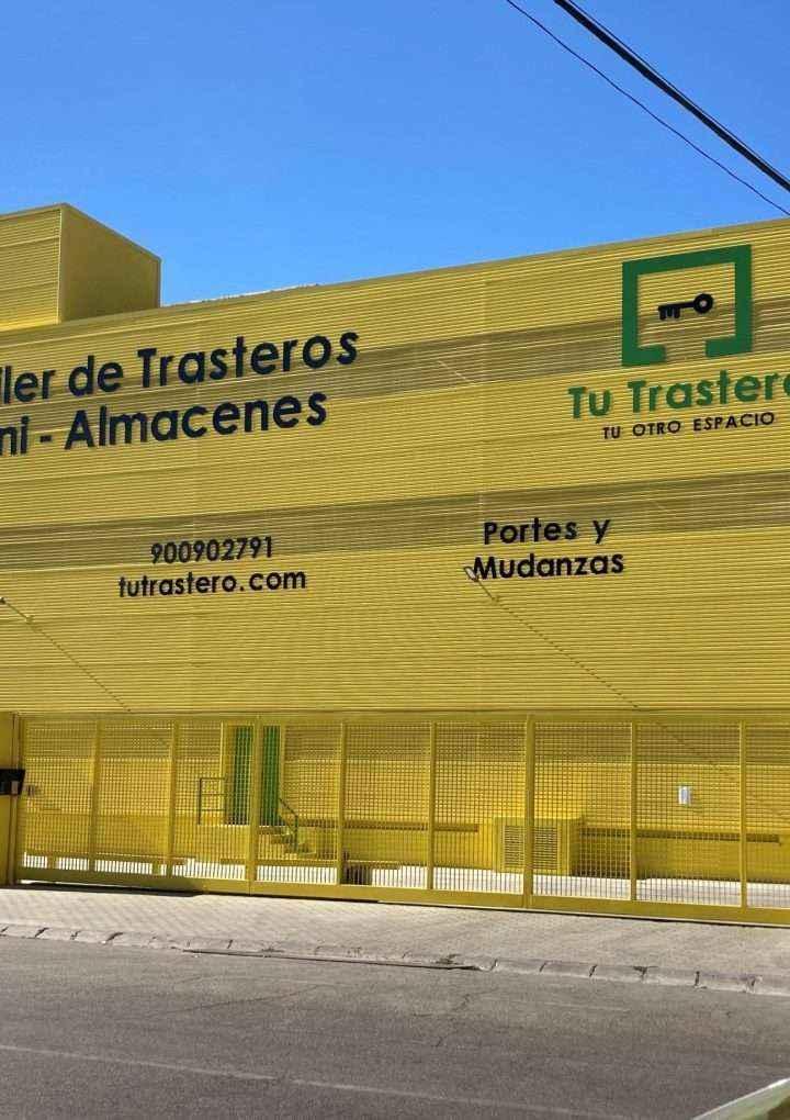 Tu Trastero inaugura su décimo Centro de Alquiler de Trasteros en Alcorcón, Madrid