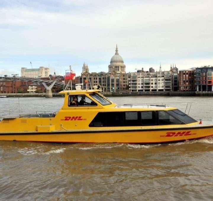 DHL Express da un paso más en la logística urbana en Londres