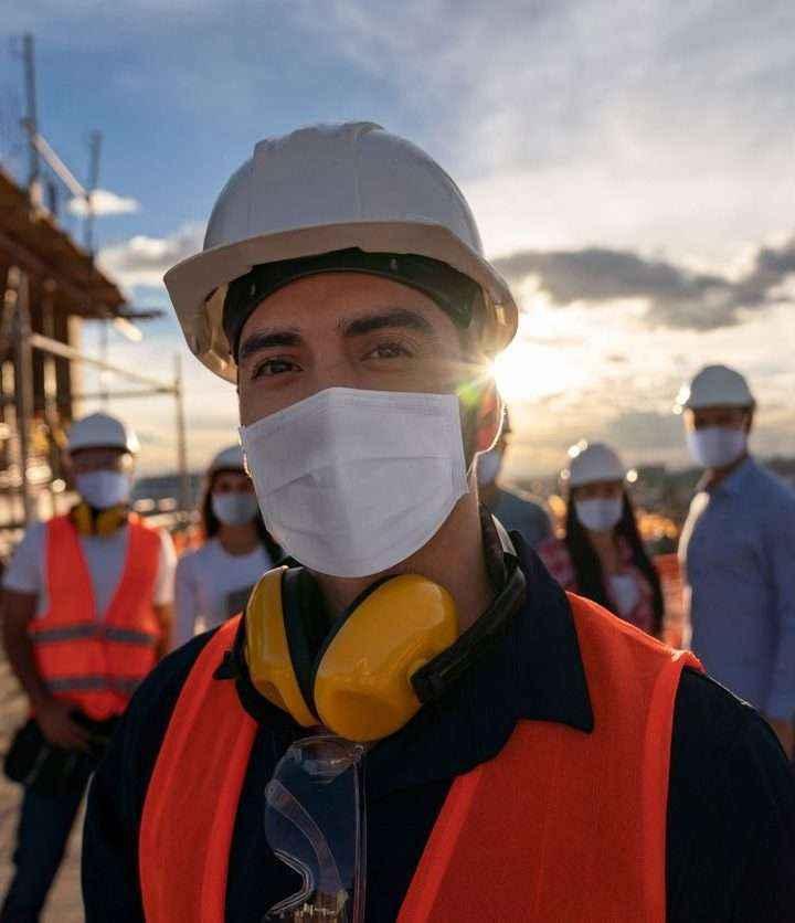 Los suministros industriales, un sector que colabora para frenar el covid. Por Suministros Tomás Beltrán