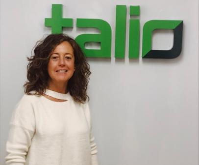 Talio incorpora a Mónica Cuñado como responsable comercial del área de Soluciones