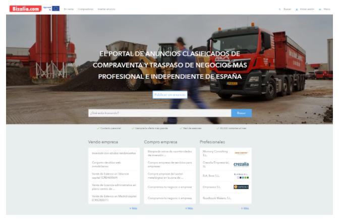 Bizalia.com: Es un buen momento para traspasar un negocio o vender una empresa