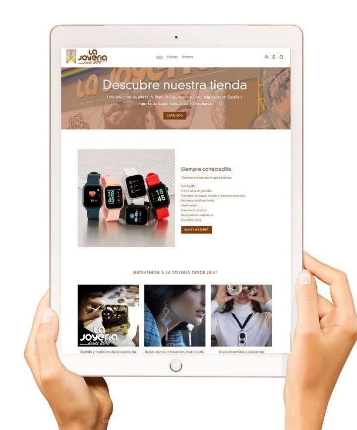 Carmila ofrece gratuitamente a sus comerciantes el lanzamiento de su escaparate digital