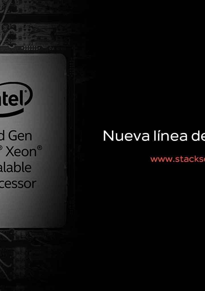 El proveedor cloud Stackscale ofrece los nodos de computación con más RAM de España