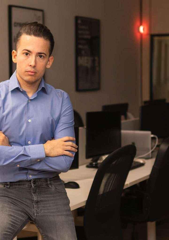 """Enrique Espinosa: """"Ninguna empresa está a salvo del COVID, ni siquiera en el sector digital"""""""