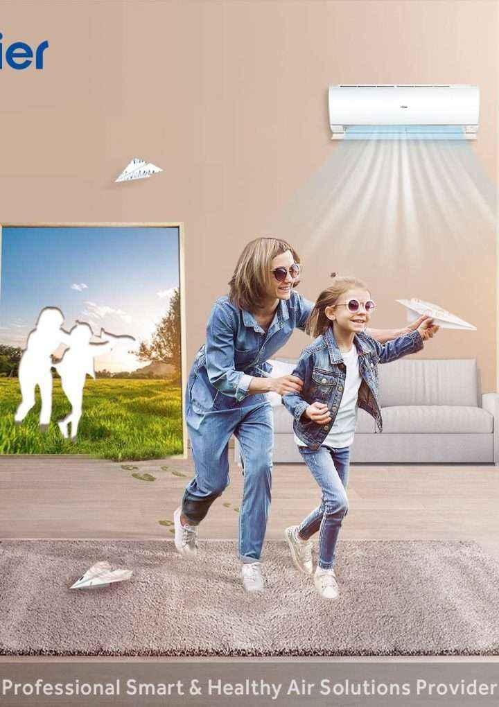 La buena calidad de aire en el hogar, fuente de salud contra el COVID-19