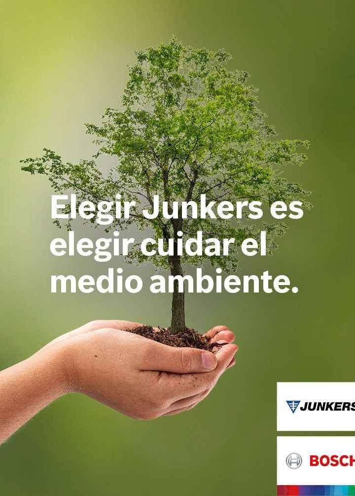 Sostenibilidad: Junkers contribuye a la reforestación en España y a la reducción de emisiones contaminantes