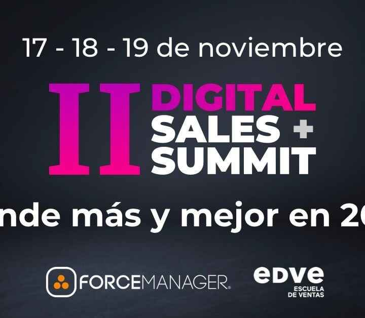 Vuelve Digital Sales Summit: El evento espera repetir el éxito de la primera edición (10.000 asistentes)