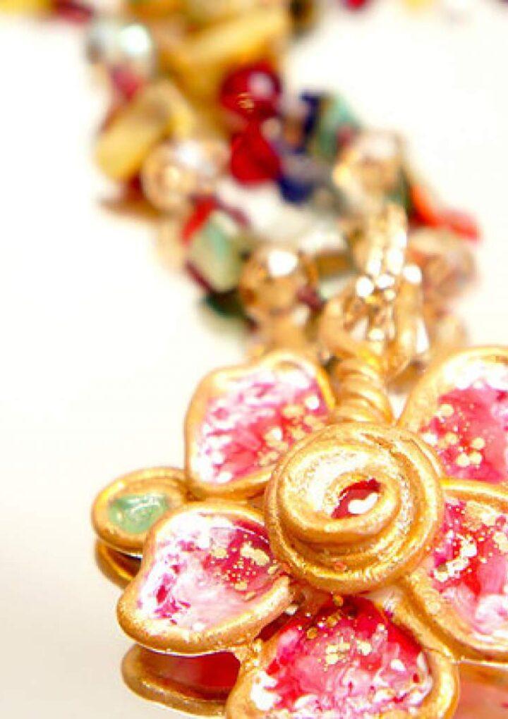 María Fraile. Diseñadora de joyas hechas a mano de By Eme